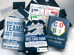 DISC Card Game Package 2021